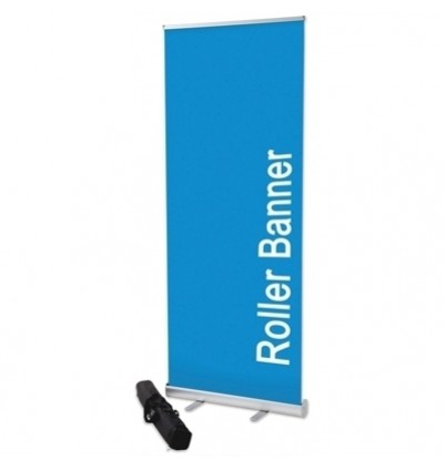 ROLL UP BANNER 80x200 cm